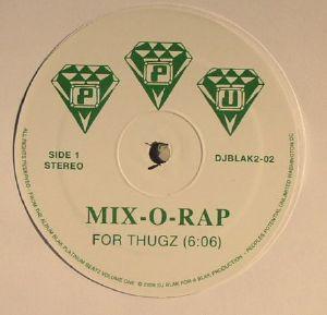 MIX O RAP - For Thugz