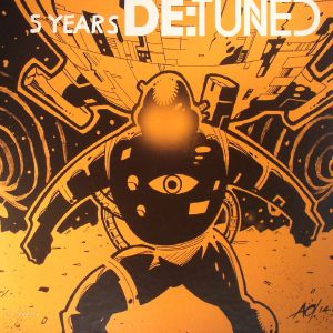 VARIOUS - 5 Years De:tuned