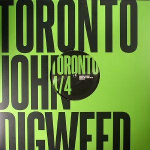 OCTOBER/D'JULZ/QUIVVER/SUNSHINE JONES - John Digweed Live In Toronto Vinyl 4/4
