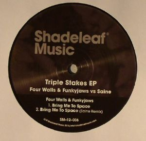FOUR WALLS/FUNKYJAWS vs SAINE - Triple Stakes EP