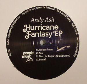 ASH, Andy - Hurricane Fantasy EP