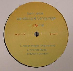 LEISE, Len - Landscape Language