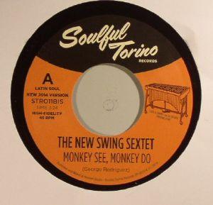 NEW SWING SEXTET, The - Monkey See Monkey Do
