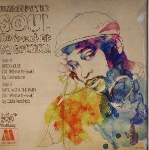 COMMODORES/EDDIE KENDRICKS - DJ Spinna Presents Undisputed Soul Refreak EP