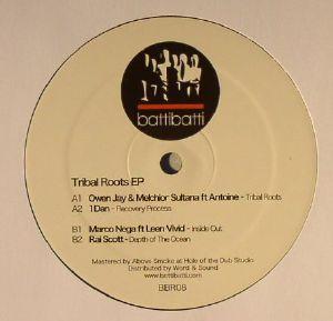 JAY, Owen/MELCHIOR SULTANA/1DAN/MARCO NEGA/RAI SCOTT - Tribal Roots EP