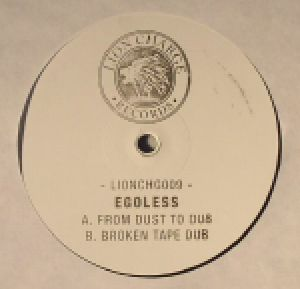 EGOLESS - From Dust To Dub