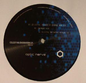 OPTIC NERVE - Celestial Encounters EP