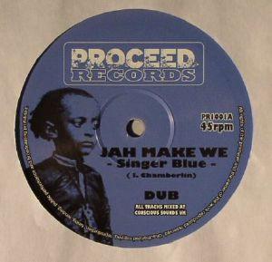 SINGER BLUE - Jah Make We