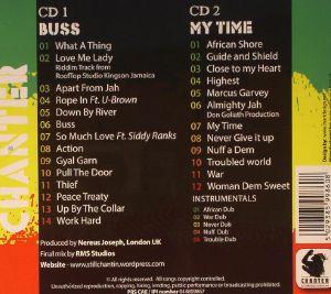CHANTER - Buss/My Time
