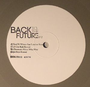 JOZEF K/WINTER SON/CHROMATIC FILTERS - Back To The Future EP 2