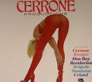 CERRONE/VARIOUS - The Best Of Cerrone Productions