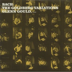 GOULD, Glenn - Bach: The Goldberg Variations