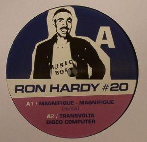 HARDY, Ron - RDY #20