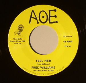 WILLIAMS, Fred - Tell Her