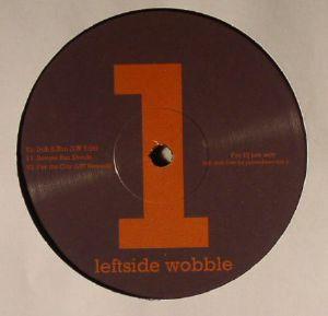 LEFTSIDE WOBBLE - X Cursions 001