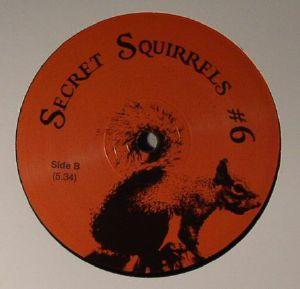 SECRET SQUIRREL - Secret Squirrels #6