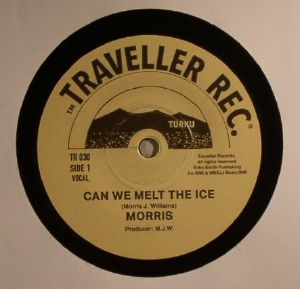 MORRIS - Can We Melt The Ice