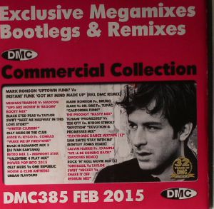 VARIOUS - DMC Commercial Collection 385: Febuary 015 (Strictly DJ Only)