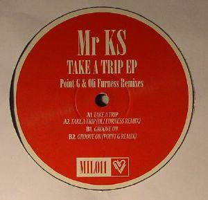 MR KS - Take A Trip  EP