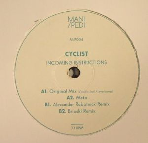 CYCLIST - Incoming Instructions