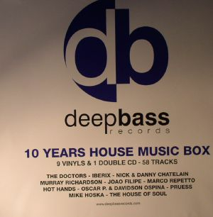 VARIOUS - 10 Years Of House Music (Part 1)