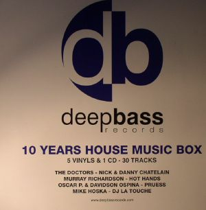 VARIOUS - 10 Years Of House Music (Part 2)