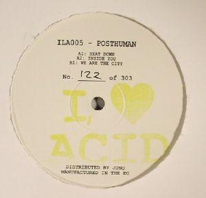 POSTHUMAN - ILA005