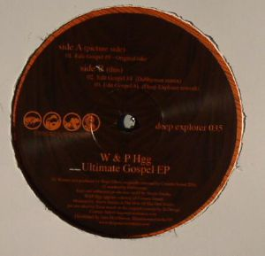 W&P HGG - Ultimate Gospel EP