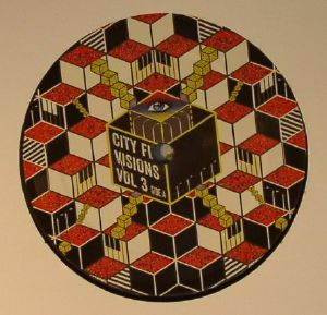 MARLOW/UGLY DRUMS/RED RACKEM/SIMBAD - City Fly Visions Vol 3