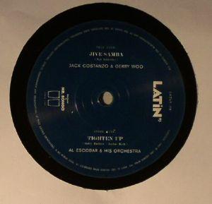 COSTANZO, Jack/GERRY WOO/AL ESCOBAR & HIS ORCHESTRA - Jive Samba