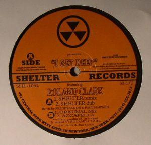 CLARK, Roland - I Get Deep