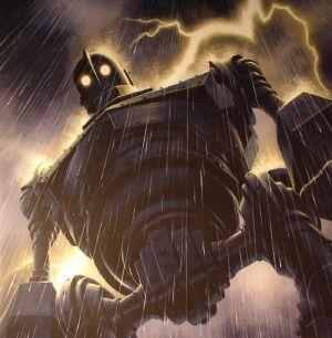 KAMEN, Michael - The Iron Giant (Soundtrack)
