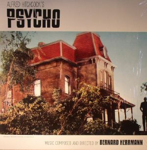 HERRMANN, Bernard - Alfred Hitchcock: Psycho (Soundtrack)