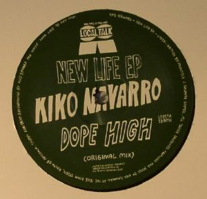 NAVARRO, Kiko - New Life EP
