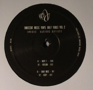 ANEY F/REELOW/SHAF HUSE/DUKY - Vinyl Only Tools Vol 2