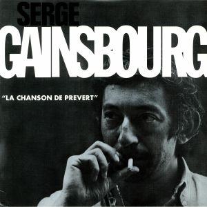 GAINSBOURG, Serge - La Chanson De Prevert