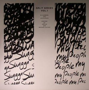 DJ AAKMAEL/ANAXANDER - Swagga: Split Series Vol 1