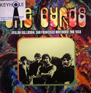 BYRDS, The - Avalon Ballroom San Francisco November 2nd 1968