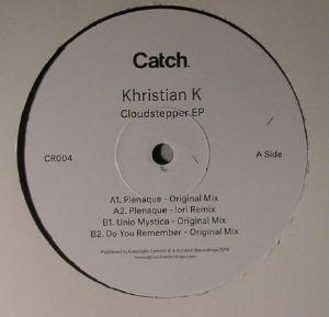 KHRISTIAN K - Cloudstepper EP