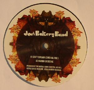JOES BAKERY BAND - Can't Explain EP