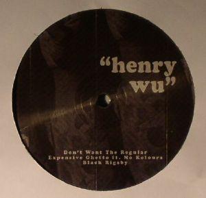 WU, Henry - Negotiate EP