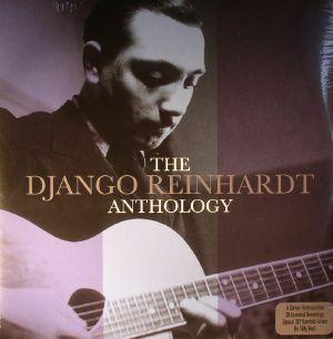 REINHARDT, Django - The Django Reinhardt Anthology