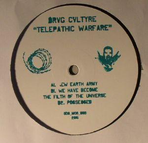 DRVG CVLTYRE - Telepathic Warfare
