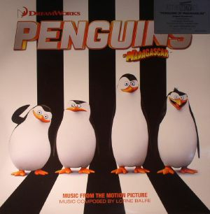BALFE, Lorne - Penguins Of Madagascar (Soundtrack)