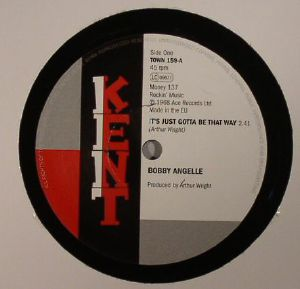 ANGELLE, Bobby - It's Just Got To Be That Way