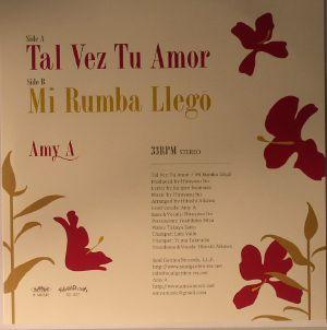AMY A  (from QASB) - Tal Vez Tu Amor