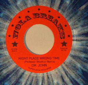 DR JOHN/RUEBEN BELL - Nola Breaks 2