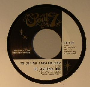 GENTLEMEN FOUR, The - You Can't Keep A Good Man Down