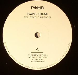 KOBAK, Pawel - Follow The Music EP
