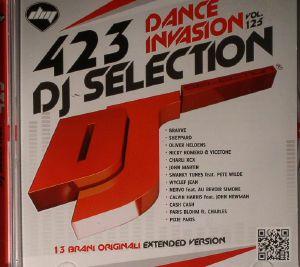 VARIOUS - DJ Selection 423  Dance Invasion Vol 125